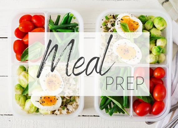 Individuelle Ernährungsberatung zum Thema Meal-Prep in München