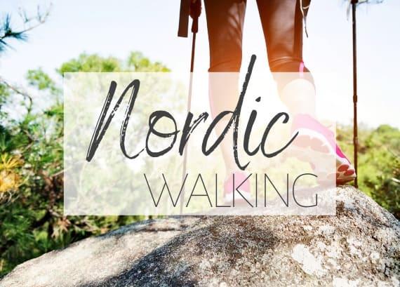 Individuelle Nordic Walking Kurse in München von Tanja Maxeiner
