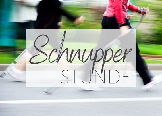 Nordic Walking Schnupperstunde in München von Tanja Maxeiner