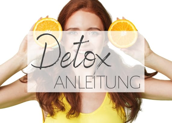 Alltagstaugliches 5-Tage Detox Programm in München von Tanja Maxeiner
