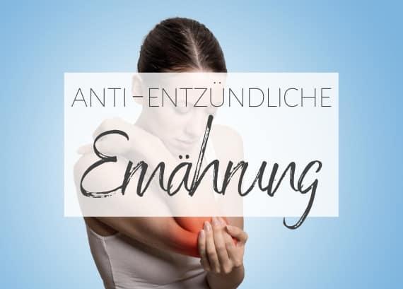 Ernährungsberatung zur anti-entzündlichen-Ernährung in München